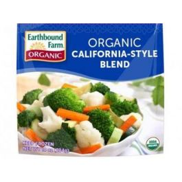 Organic California Style Blend Frozen (10oz. Bag)