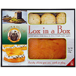 Spence & Co. Lox in a Box (4.8oz Box)