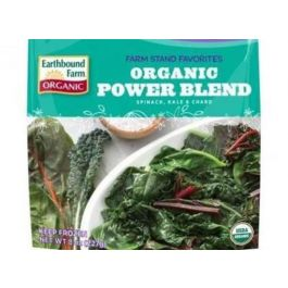 Organic Power Blend Frozen (8oz Bag)