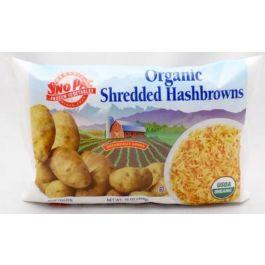Organic Shredded Hashbrowns (16oz Bag)