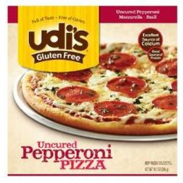 Udi's Uncured Pepperoni Pizza Frozen (10.1 oz.)