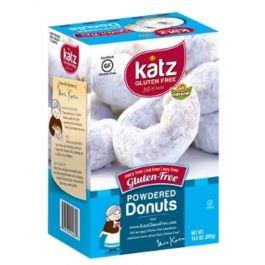 Katz Powdered Donuts Frozen (6 per Pkg)