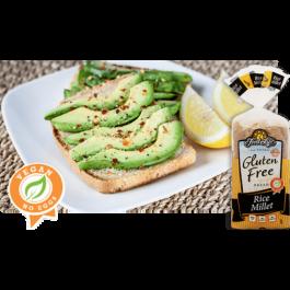 FoodforLife Rice Millet Bread Frozen (24oz)