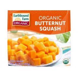 Organic Butternut Squash Frozen (10oz Bag)