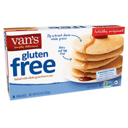 Van's Totally Original Pancakes (8 per Pkg)