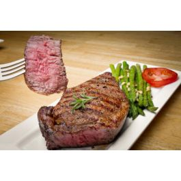 Elk Rib Eye Steaks - Portioned (12 oz)