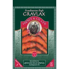 Spence & Co. Scandinavian Style Gravlax (4oz.)