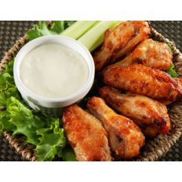 Organic Chicken Wings 1lb.