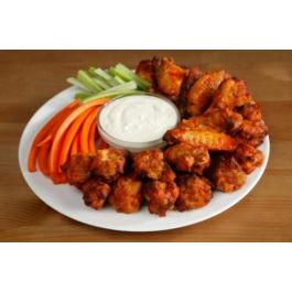 Organic Chicken Wings 10/1lb