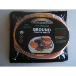 Organic Ground Chicken 12oz.