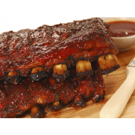 Buffalo Back Ribs 1pkg/2slabs