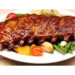 Organic Pork St. Louis Spare Ribs 2-2.5lbs.