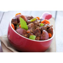 Wild Boar Diced Stew Meat 12 oz