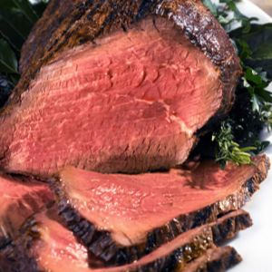 Bison Eye of Round Roast