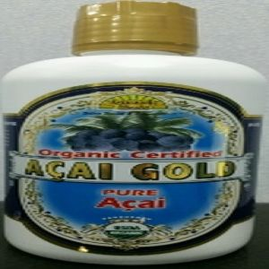 Dynamic Health Organic Acai Gold  (32 FL. OZ)