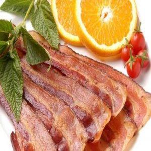 Organic Pork Bacon Applewood Smoked (8 oz.)