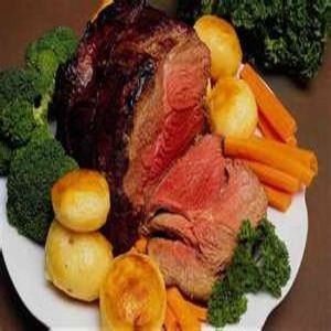 Organic Beef Prime Rib Roast Bone-In (4.8-5.2#)