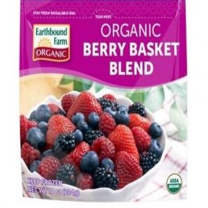 Organic Berry Basket Blend Frozen (10oz Bag)