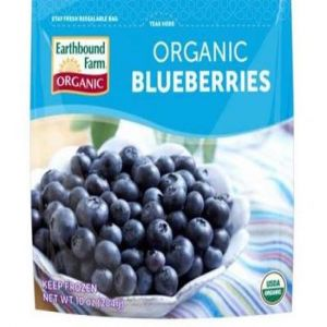 Organic Blueberries Frozen (10oz. Bag)