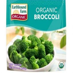 Organic Broccoli Frozen (9oz. Bag)