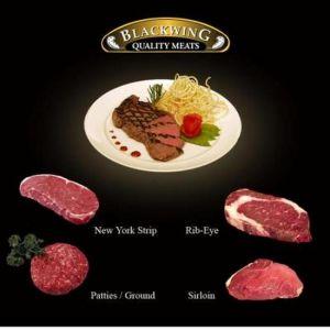 Organic Beef Sampler Package (6 lbs)