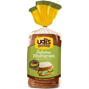 Udi's Multigrain Bread Frozen (12oz)