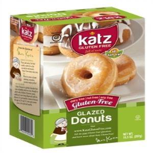 Katz Glazed Donuts Frozen (6 per Pkg)