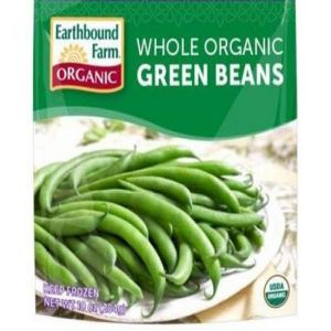 Whole Organic Green Beans Frozen (10oz. Bag)