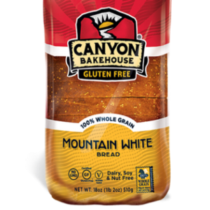 Canyon Bakehouse Mountain White Bread Frozen (18oz.)