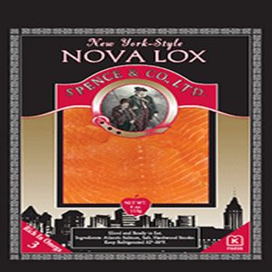 Spence & Co New York Style Nova Lox (4oz. )