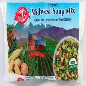 Organic Midwest Soup Mix (16oz Bag)