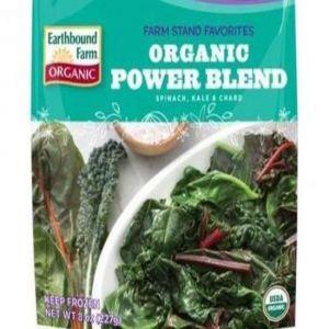 Organic Power Blend Frozen (8oz Bag)