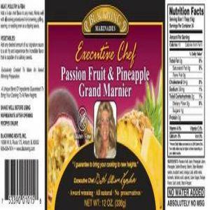Passion Fruit & Pineapple Grand Marnier (12oz Bottle)