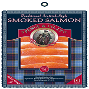 Spence & Co. Traditional Smoked Salmon (4oz.)