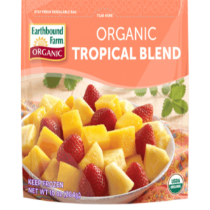 Organic Tropical Blend Frozen (10oz. Bag)