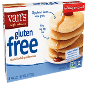 Van's Totally Original Pancakes (8 per Pkg)