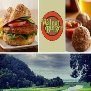 Walnut Burger Value Pack (12 pkgs of 4 -3.2 oz patties)