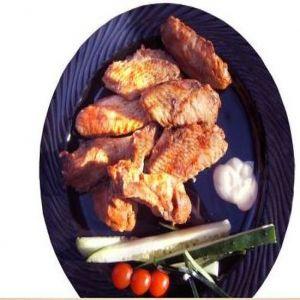 Organic Chicken Wings 5/1lb.