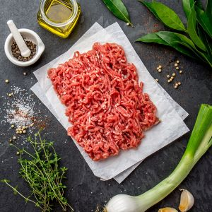 Organic Ground Pork