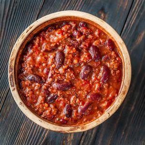 Elk Chili w/Beans