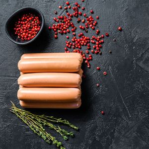 Elk Hot Dogs