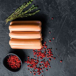 Kobe Beef Hot Dogs