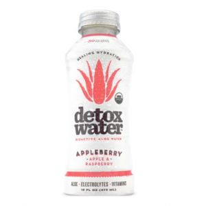 Organic Detox Water Appleberry