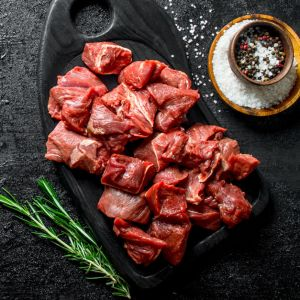 Bison Tenderloin Tips