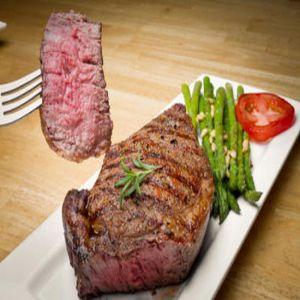 Elk Rib Eye Steaks - Portioned (12 oz)