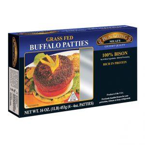 Buffalo Patties 10-4/4oz.