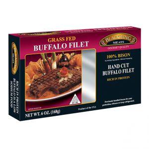 Bison Filet 12/6oz.