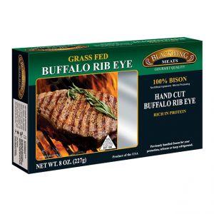 Bison Rib Eye Steak 10/8oz.