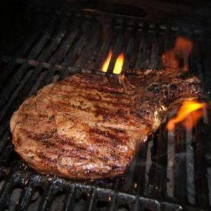 Buffalo Rib Eye Bone In (Cowboy Steak) 1lb.