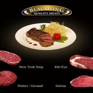 Organic Beef Sampler Package